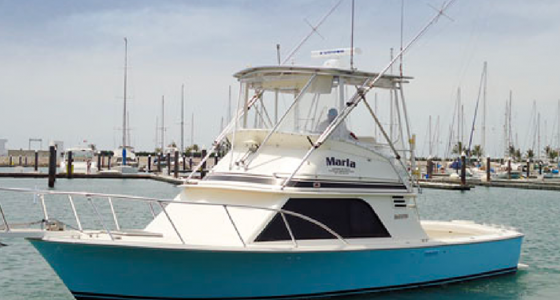 32 Blackfin Marla I Sport Fishing Boat